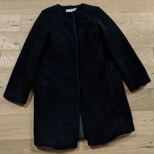 Boden Navy Blue Coat 2